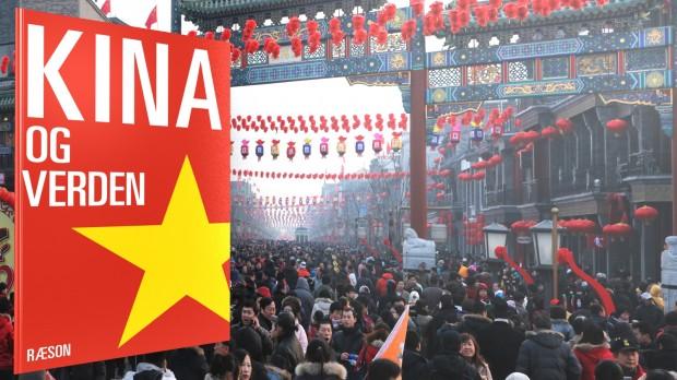 Ny bog: Kina og verden79 kr.