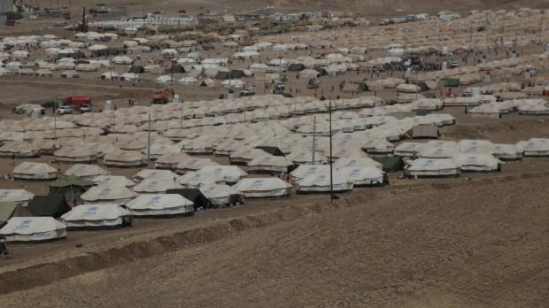 Flygtningestrømme: Hvorfor er det så svært at finde penge?