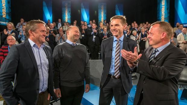 Bent Winther: Thulesen Dahls største valgønske er at DF bliver mindre end Venstre