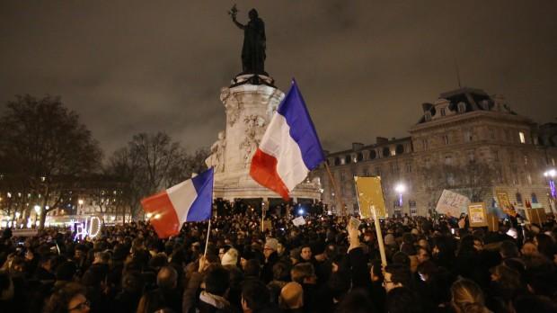 Frankrig:  Står republikken samlet?