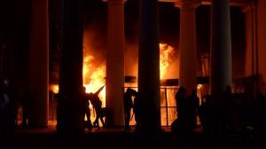 Hans Mouritzen om Ukraine:  Selv hvis Putin forsøgte at lægge en dæmper på balladen, ville det være uden held