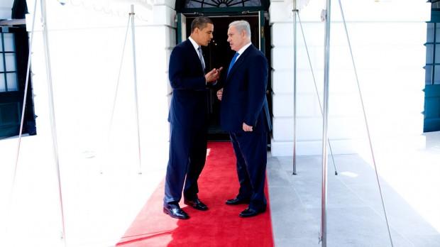 Netanyahu besøger USA:  En upopulær gæst