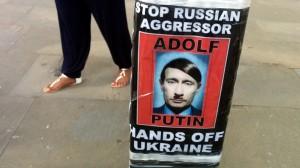 Vesten i Ukraine: Putin er ikke Hitler – fred er ikke appeasement