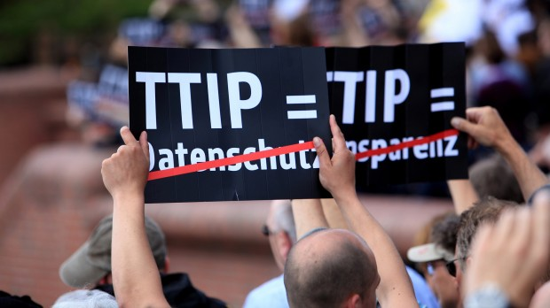 Økonomi: Strander TTIP i Europa?