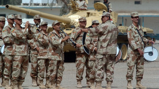 Kampen imod IS:  Iran udnytter, at USA holder sig tilbage