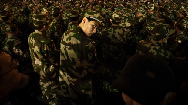 Interview: Vil IS blive besejret af Kina?