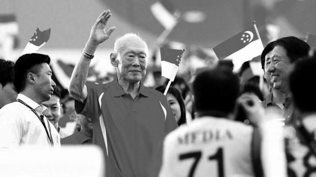Nekrolog over Singapores landsfader:  Jeg har aldrig været optaget af popularitet. Det er kun svage ledere, der er det.
