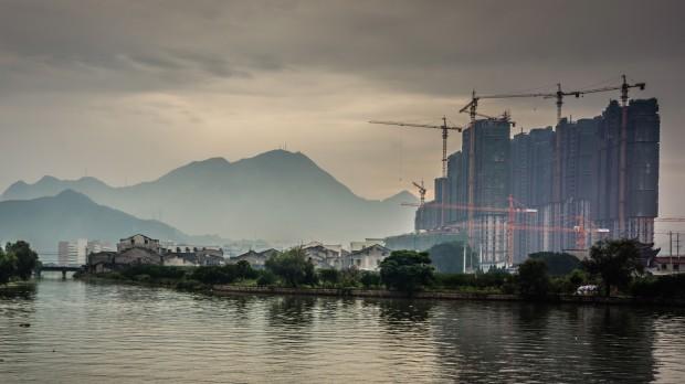 Kinas 'ny normal': Derfor aftager væksten