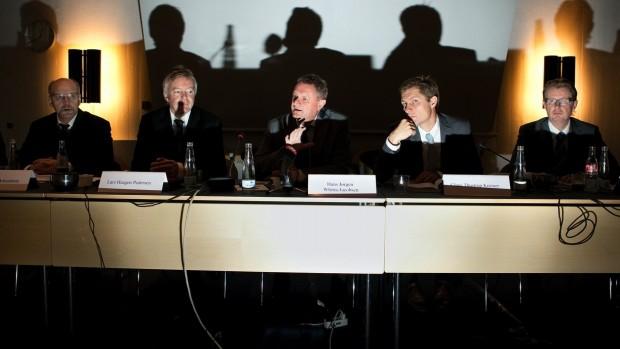 Danmarks magtelite: Hvide mænd over 60 fra nordsjælland styrer landet
