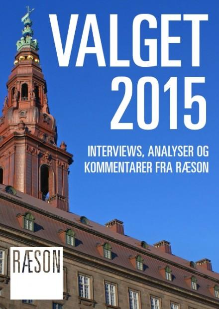 Valget 2015Ny ebog til RÆSONs abonnenterLøssalgspris: 99 kr.