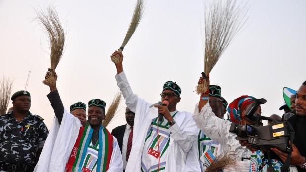 Nigeria 2.0: Befolkningen har lagt 80'erne bag sig