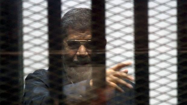 Sedgwick om Egypten: Morsis dødsdom er ene og alene politisk