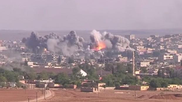 Krigen mod Islamisk Stat: Nyt IS-angreb på Kobanê er tydeligt tegn på et presset kalifat