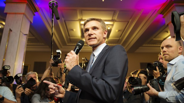 Kristian Thulesen Dahl (marts 2014): Venstre kommer til at rykke sig