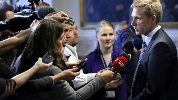Rune Kristensen (K): Dansk Folkeparti er et populistisk, nationalromantisk og socialdemokratisk parti. Ikke borgerligt.