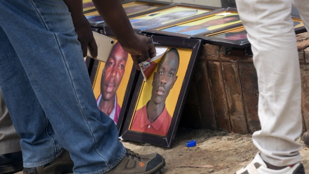 Terror: Kenya kæmper for at beskytte sig mod Al-Shabab