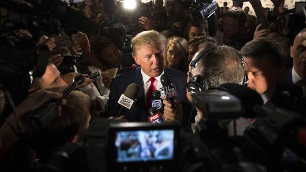 Niels Bjerre-Poulsen: Trump blev skabt af Republikanerne selv