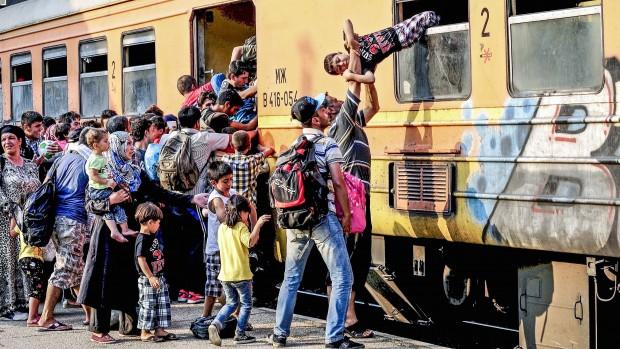 Kasper Støvring: Hvis folkevandringen fortsætter, vil den destruere humanismen