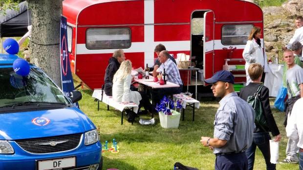 Lars Aslan Rasmussen: Oppositionen giver regeringen og DF for lidt modspil i flygtningedebatten