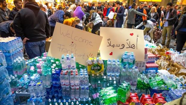 Svend Thorhauge: Lad Danmark sige 'Velkommen her'