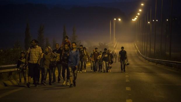 Kommentar: Er flygtningekrisen på vej til at splitte EU?