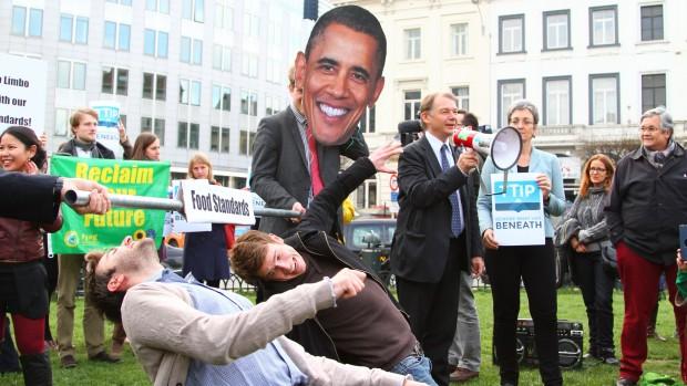 TTIP: Usexet investorbeskyttelse truer den endelige aftale