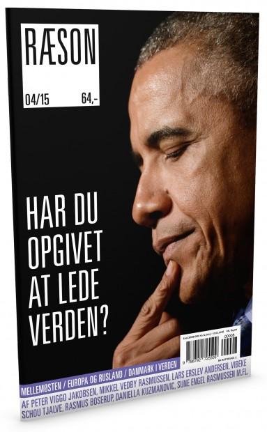 RÆSON24: Har du opgivet at lede verden? (December 2015)
