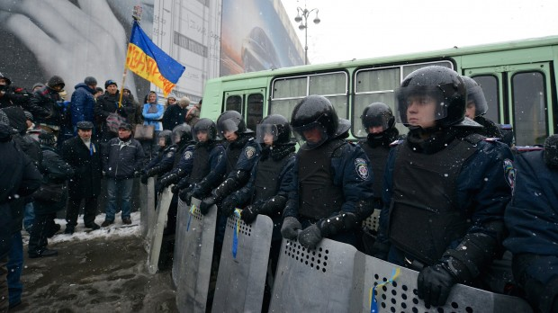 Analyse:  2016 bliver et kaotisk år for Ukraine