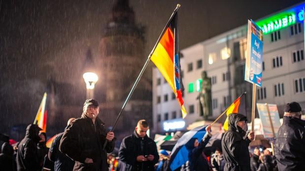 Delstatsvalget: Vinder højrepopulismen nu også frem i Tyskland?