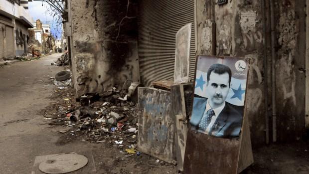 Sune Haugbølle om Syrien: Vesten kan vælge mellem Assad eller Islamisk Stat