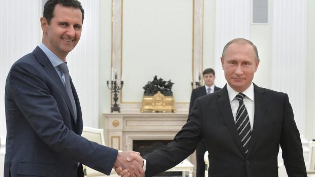 Naser Khader om Syrien: Derfor trækker Putin sig nu