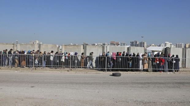 Libanon: 1,5 million flygtninge har øget befolkningstallet med op til 25 pct.