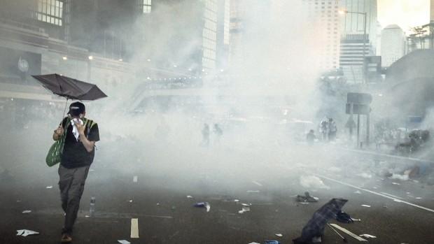 XI JINPINGS HÅRDE LINJE: HONG KONG ER RAMT OG TAIWAN ER BEKYMRET