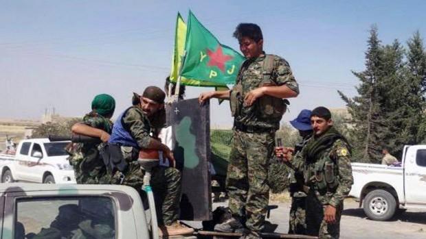 Den kurdiske forbindelse: Alliancepartnere eller terrorister?