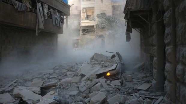 Naser Khader om Syrien: Intet alternativ til vestlig militær handlekraft