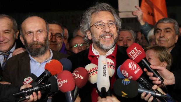 Kampen for pressefrihed i et tyrkisk enmandsregime