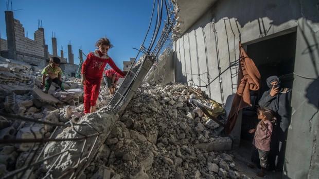 Nikolaj Villumsen: Stil krigsforbryderne, der bomber Aleppos civile, til ansvar