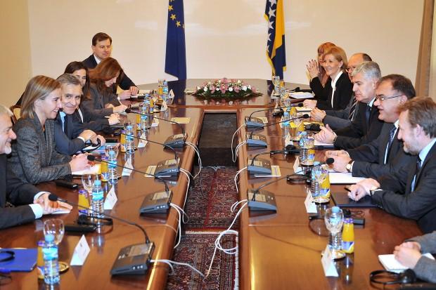 Bosniens politikere sylter potentielt EU-medlemsskab