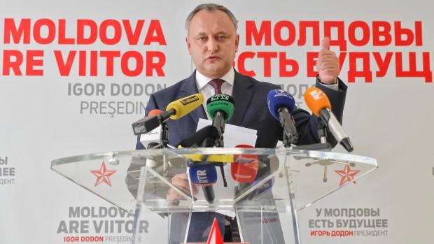 Moldova vælger mellem øst og vest