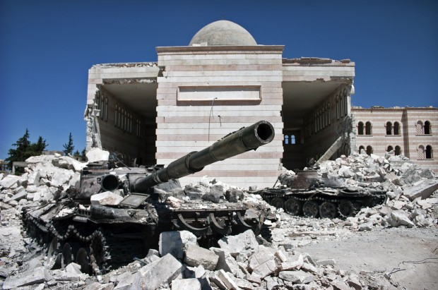 Ferhat Gurini: Aleppo er ikke begyndelsen på enden