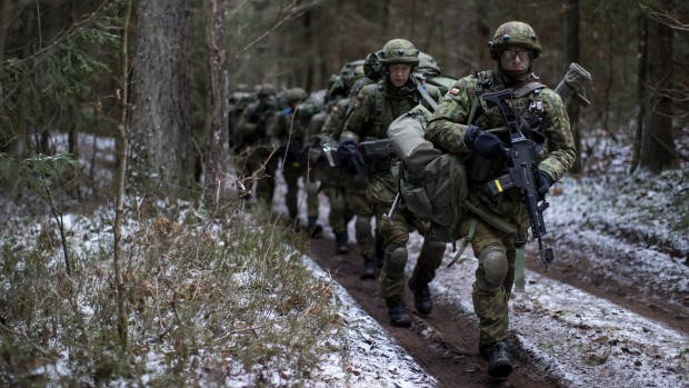 NATO's ønske om at sikre sine grænser gennem partnerskaber er mere snak end handling