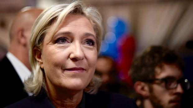 Kan Marine Le Pen blive Frankrigs næste præsident?