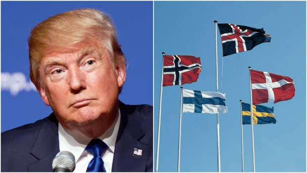 Hans Mouritzen: Kan Norden regne med Trump?
