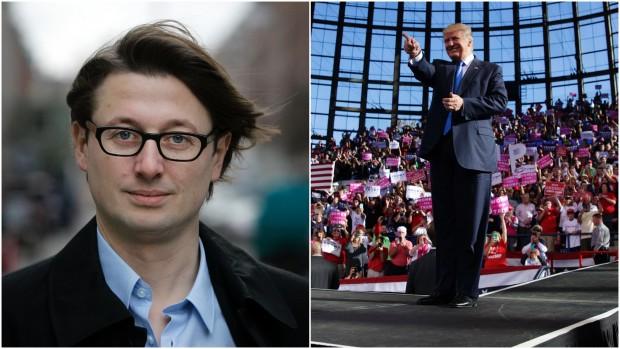 Noa Redington: Læren af Trump