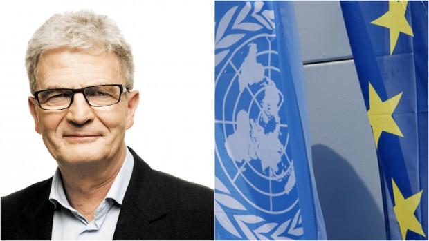 Holger K. Nielsen: Vi må kræve at EU og FN træder i karakter i et opdelt Syrien