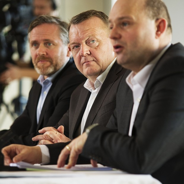 Eyvind Vesselbo:Regeringens kyniske socialpolitik i færd med at splitte Danmark