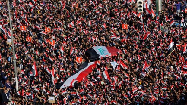Lars Erslev Andersen: Spillet om Iraks fremtid