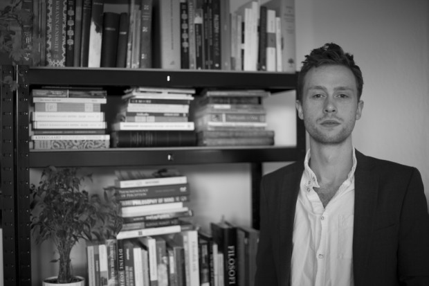 Victor Lange: Hvis ikke du sværger, er du ikke journalist