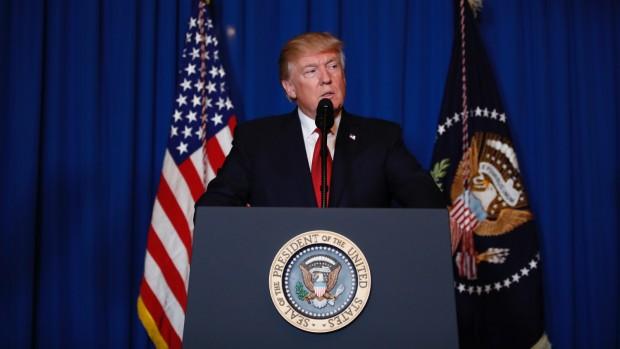 Lukas A. Lausen: Trumps enegang i Syrien viser at den vestlige alliance stadig holder