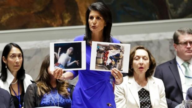 """""""Sandsynligheden for, at giftgasangrebet grundlæggende ændrer spillet om Syrien er minimal"""" – Martin A. Husted"""